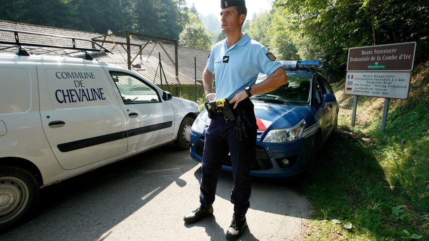 Tuerie de Chevaline - lieu du crime, gendarme - combe d'ire