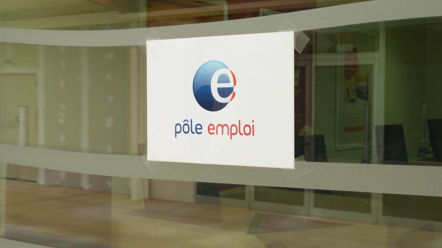 Une agence pôle emploi