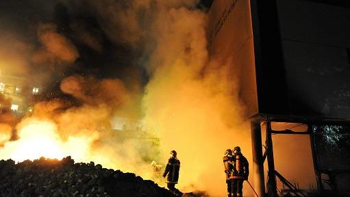 Le centre des impôts et la MSA de Morlaix avaient été incendiés le 19 septembre dernier