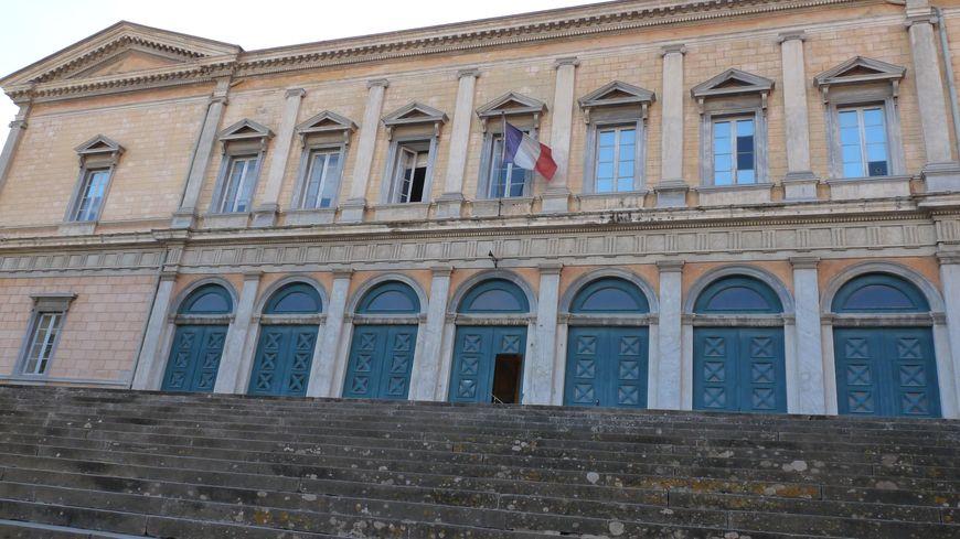 Palais de justice Bastia