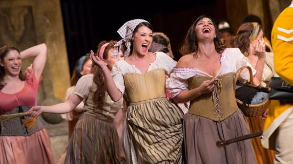 Un opéra australien interdit Carmen pour des raisons antitabac