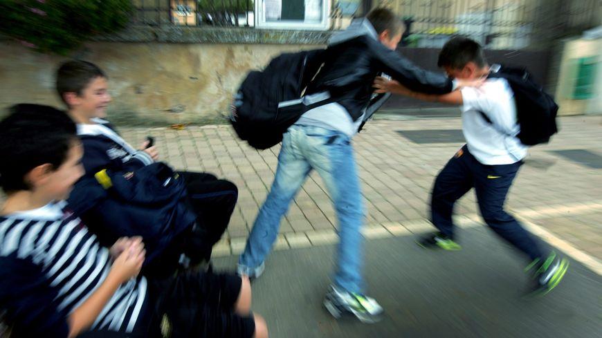 Violences scolaires/ Photo d'illustration