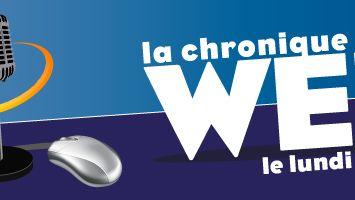 La chronique web, tous les lundis sur France Bleu et Francebleu.fr