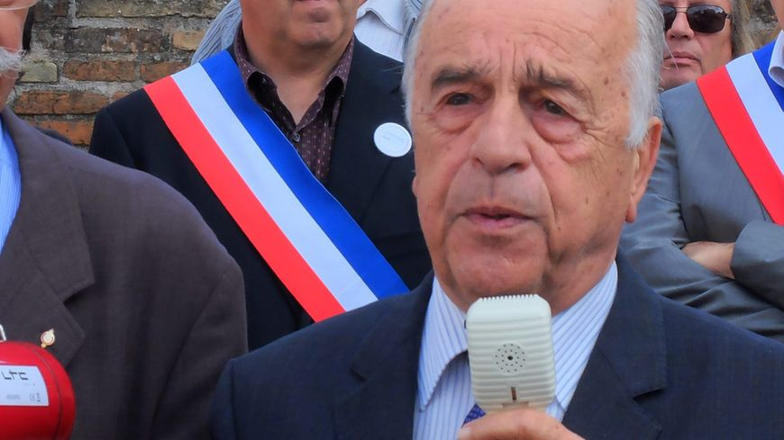 Pierre Izard, président du Conseil général de Haute-Garonne, en octobre 2014.