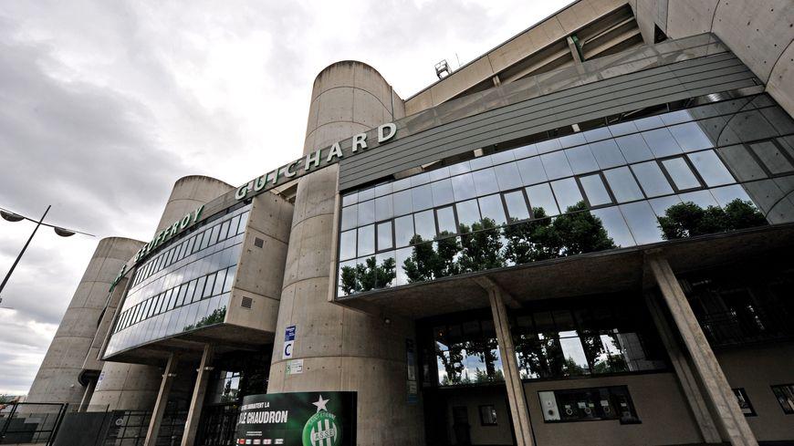 Le stade Geoffroy Guichard de Saint-Étienne
