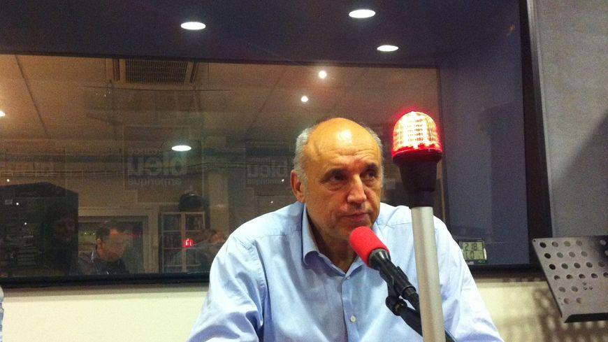 René Ruello le Président du Stade Rennais sur France Bleu Armorique