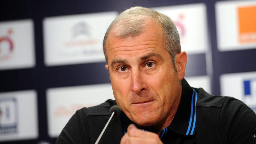 Alain Casanova, entraîneur du TFC.