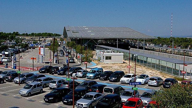 infos transports un nouveau parking la gare tgv d aix en provence