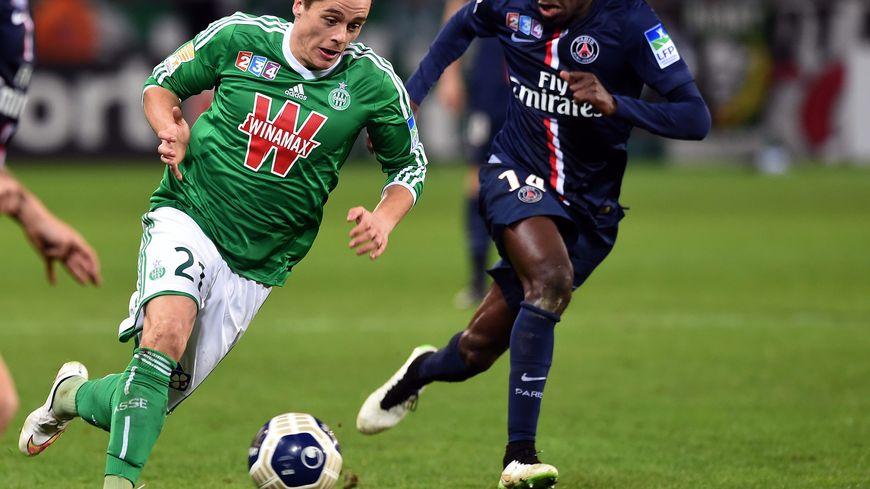 Romain Hamouma face au PSG