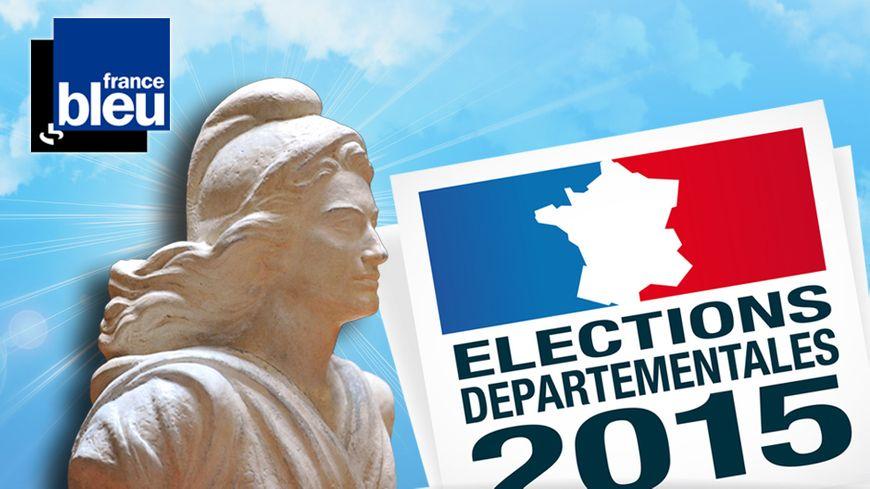 Les élections départementales 2015 sur France Bleu