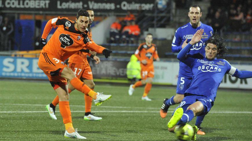Fin de série pour le SCB à Lorient