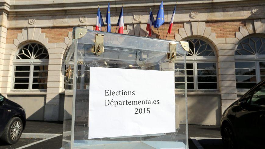 Elections départementales illustration