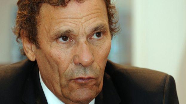 Roland Romeyer, le co-président de l'ASSE