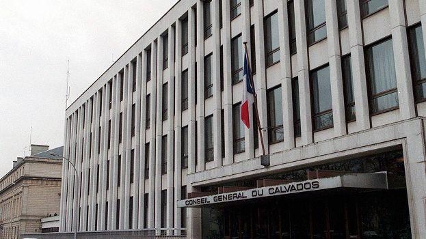 Conseil général du Calvados.