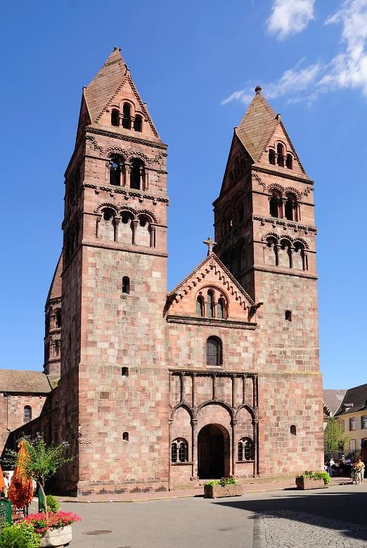 Eglise Ste-Foix - Creative commons