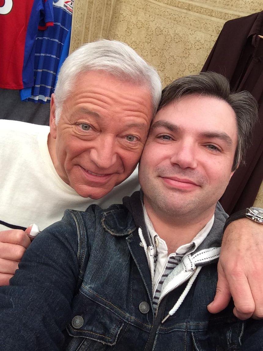 Selfie Laurent Boyer / Gilbert Guerrand - Gilbert Guerrand