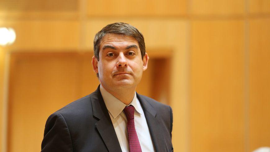 Ludovic Freygefond à la barre du tribunal