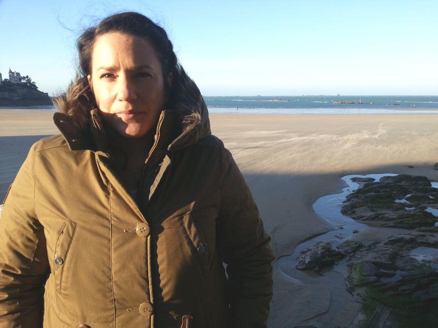 Marie-Amélie Néollier de Surfrider  - Mikaël Roparz-Radio France