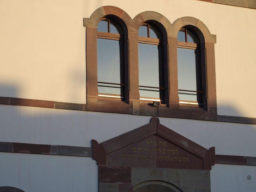 Mackenheim, l'ancienne synagogue - Radio France