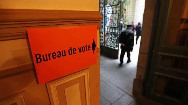 élections - bureau de vote