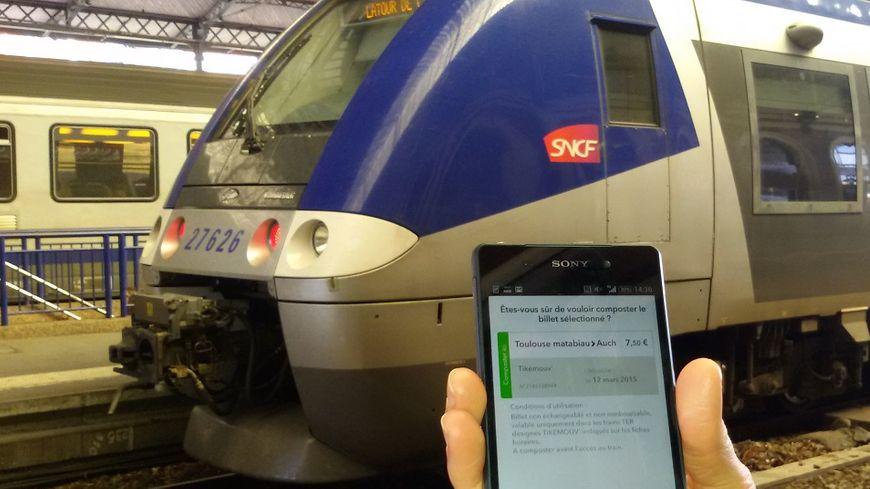 FBToulouse l'appli SNCF TER en Midi Pyrenées