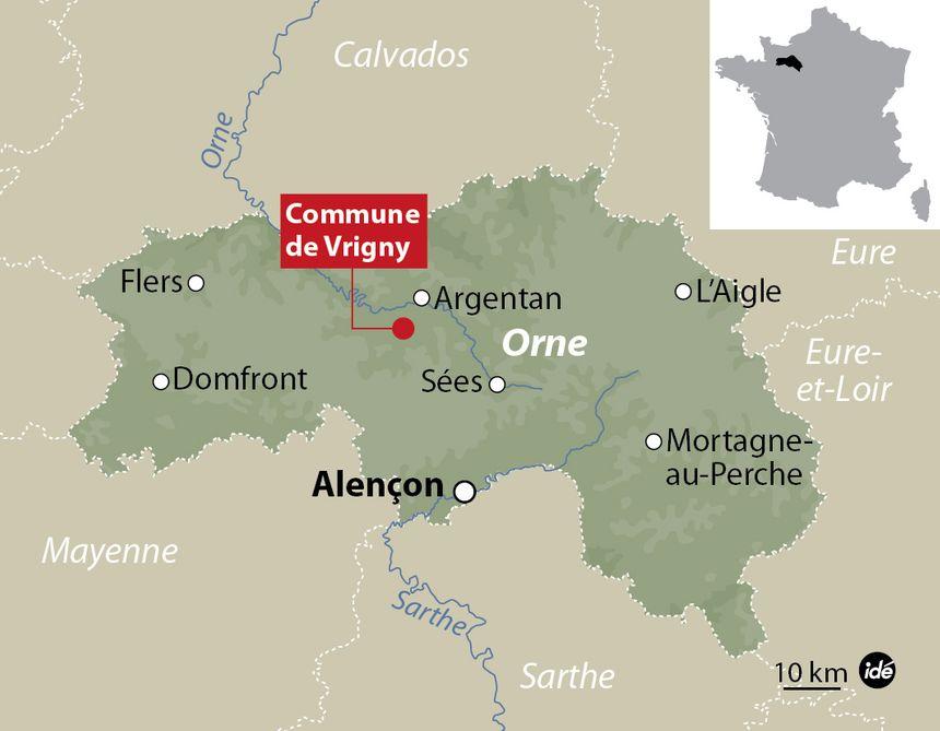 Accident d'avion : une mère et ses trois enfants perdent la vie dans l'Orne. - IDÉ