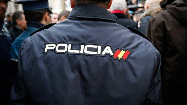 Officier de la police nationale espagnole (illustration)