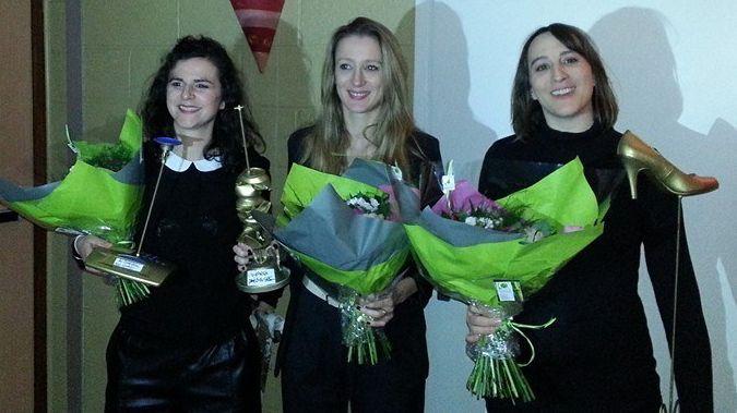 Laura Domenge, Séverine Morales et Anais Tampére Lebreton