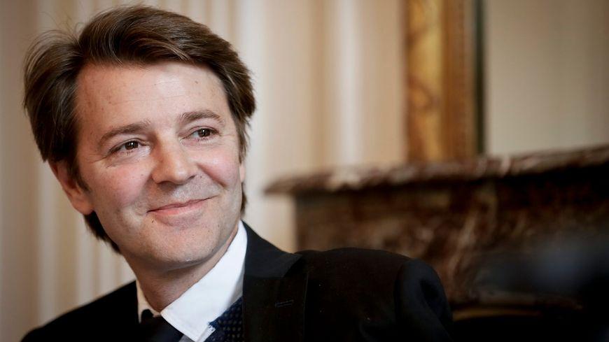 François Baroin, le président de l'Association des maires de France