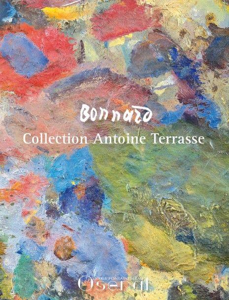 Catalogue Bonnard, collection Antoine Terrasse