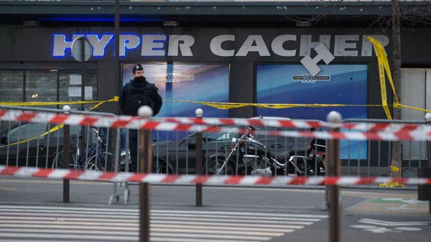 Amédy Coulibaly avait tué quatre personnes lors de la prise d'otages dans l'Hyper Cacher de Vincennes, en janvier.