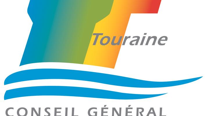 Le logo du Conseil général d'Indre-et-Loire.
