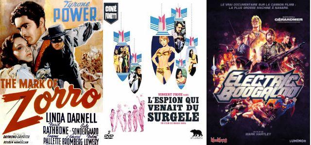 sélection films de genre