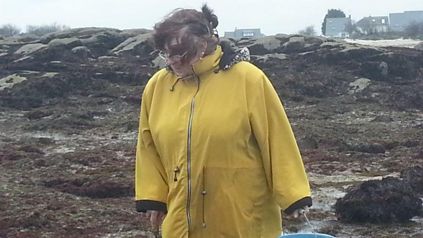 Marée du siècle : les pêcheurs les pieds dans l'eau