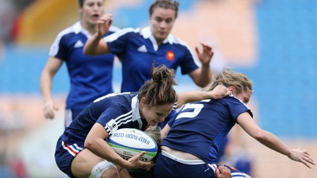 Camille Grassineau et les Bleues n'ont qu'un objectif : Rio