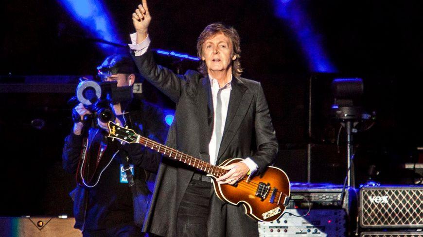 """Paul McCartney, 72 ans, a sorti un nouvel album, """"NEW"""", l'an dernier"""