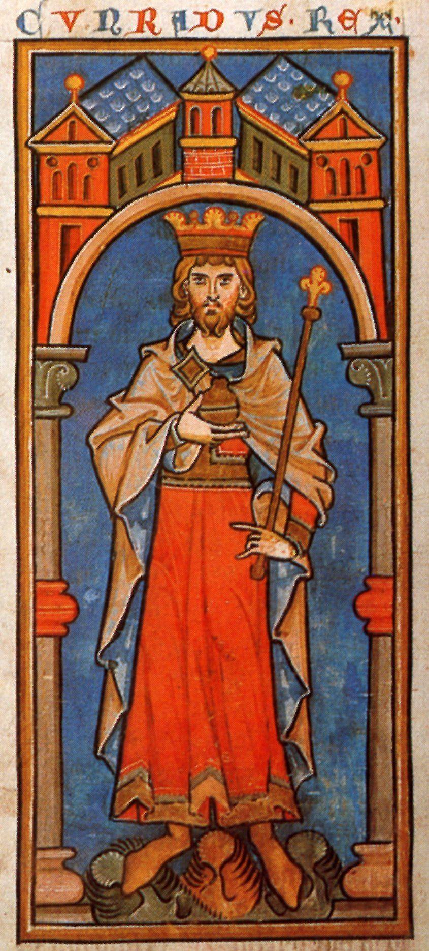 Konrad III - Creative commons