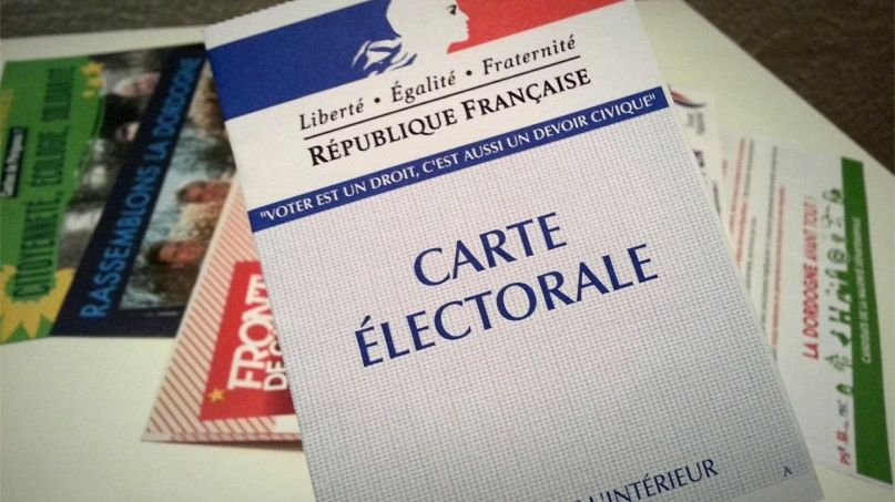 carte electorale programmes departementales Dordogne
