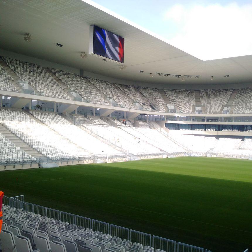 Le nouveau stade de Bordeaux  - Radio France