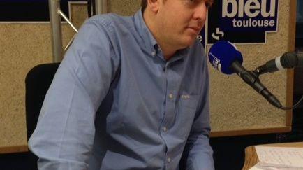 Xavier Spanghero, secrétaire départemental adjoint de l'UMP
