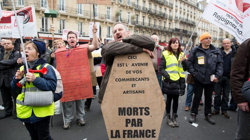 7.000 personnes ont manifesté à Paris ce lundi.