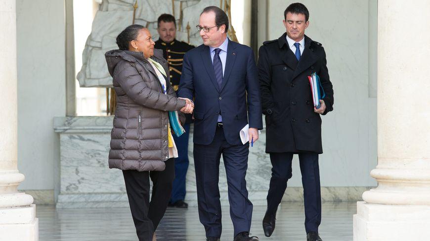 Christiane Taubira a de nouveau été la victime d'attaques à caractère raciste