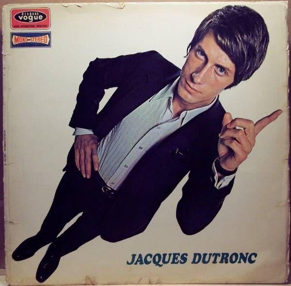 Jacques Dutronc album 'Jacques Dutronc'