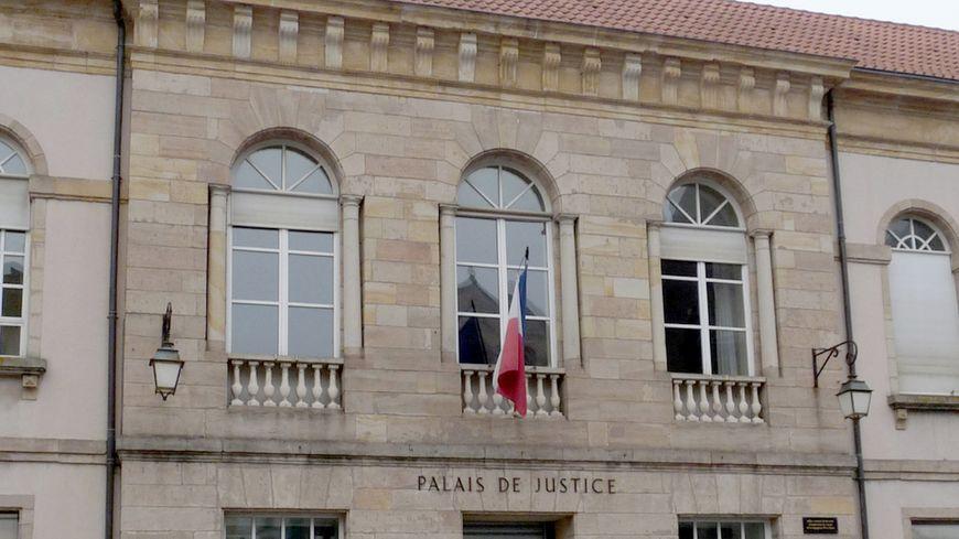 Palais de justice d'Epinal.
