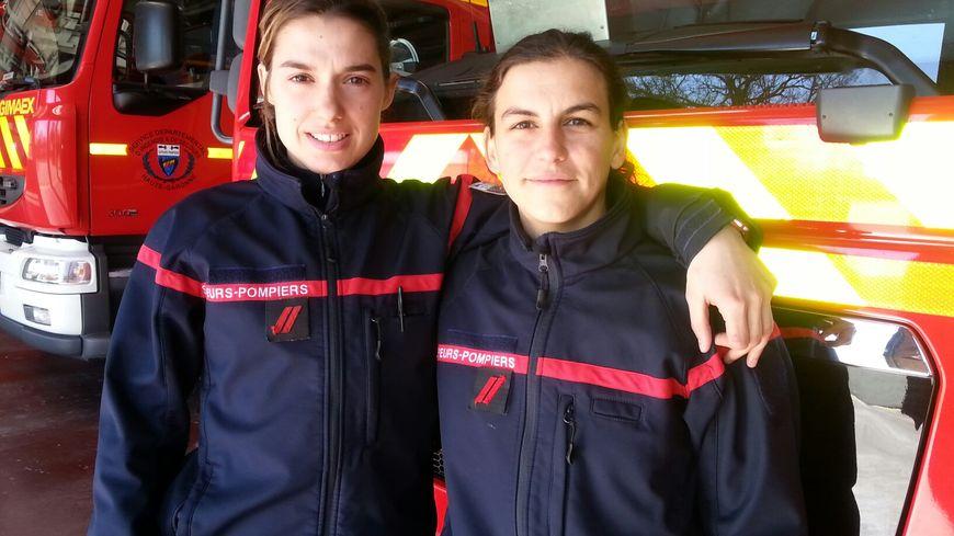2 femmes pompiers professionnels de Muret témoignent
