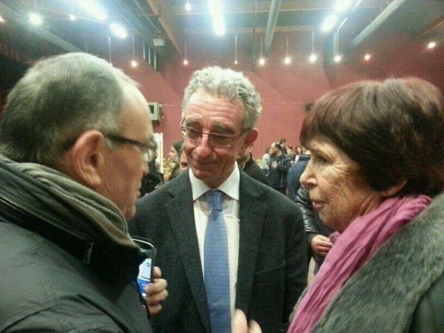 Le maire de la Teste-de-Buch, Jean-Jacques Eroles (UMP) n'a laissé aucune chance au binôme FN dans son canton - Radio France