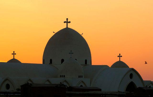 Eglise chrétienne en orient