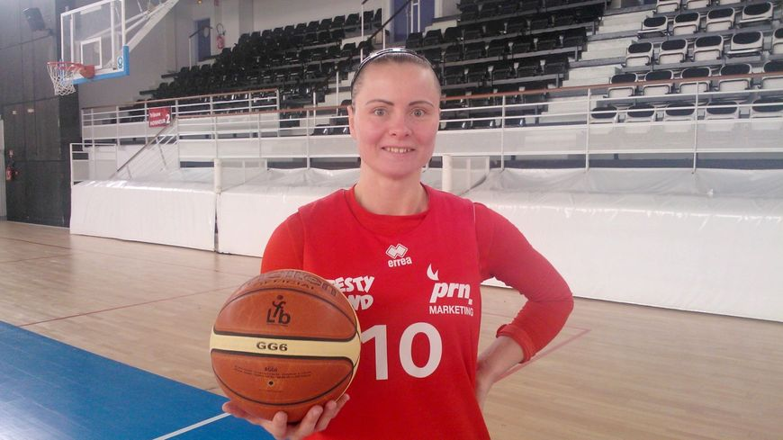 basket mondeville Pauline Krawczyk