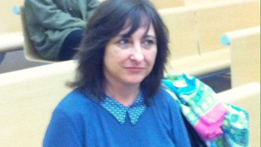 Isabelle Chaumard