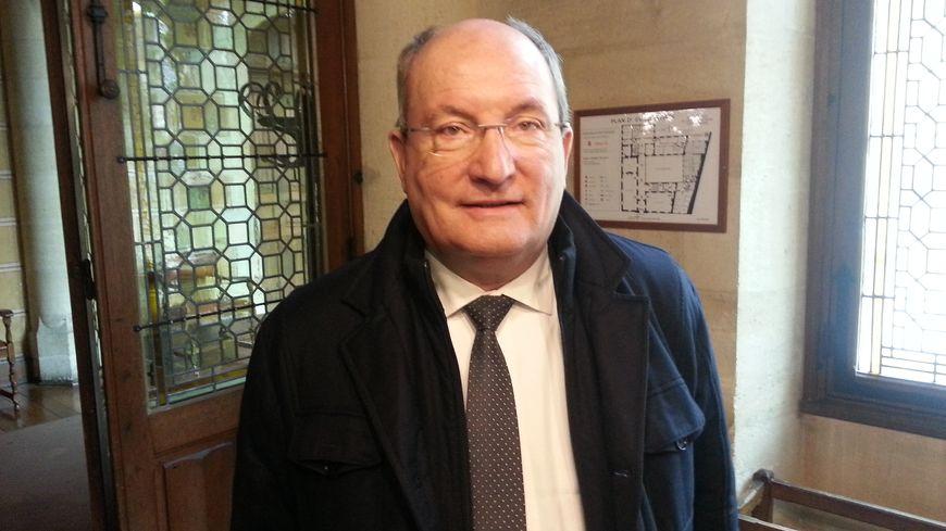 Jacques Auzou, président du Grand Périgueux.